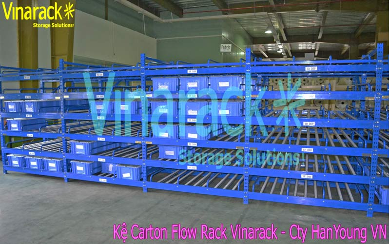 Kệ carton flow rack